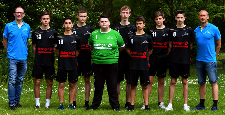 B-Jugend der HSG Hanauerland Meister der Bezirksklasse
