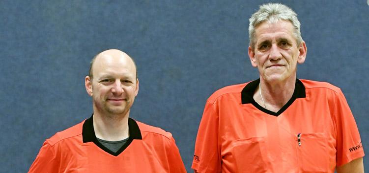 Robert Fautz und Franz Halmsteiner